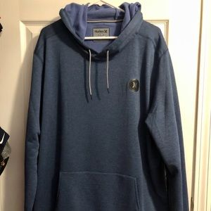 Hurley Nike Dri-fit pullover hood